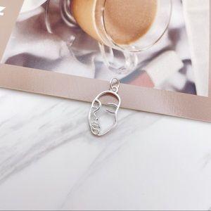 S925 Sterling Silver Mini pendant